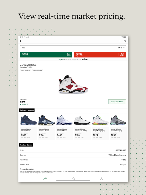 StockX - Buy & Sell Sneakers screenshot