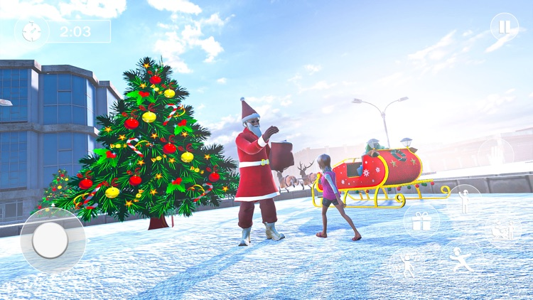 Santa Clause Gift Delivery screenshot-6
