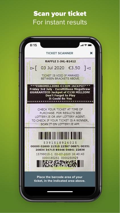 National Lottery - Lottery.ie screenshot-7