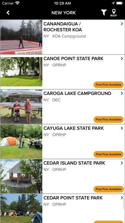 RA Camping screenshot-3