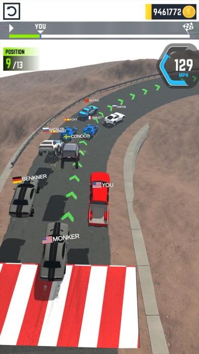 Turbo Tap Race screenshot 3