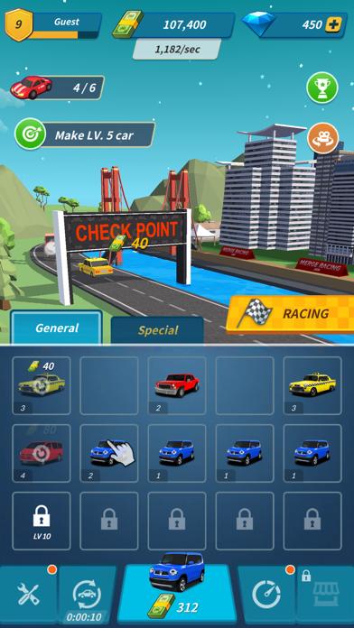 Merge Racing 2020 screenshot 2
