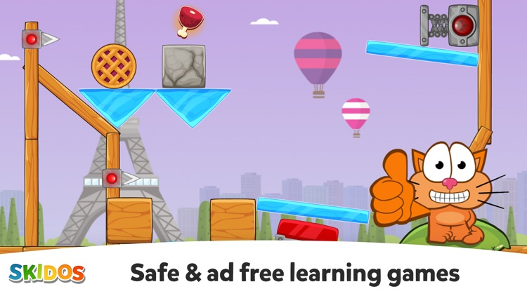 Kids Learning Games: 6-9 Years
