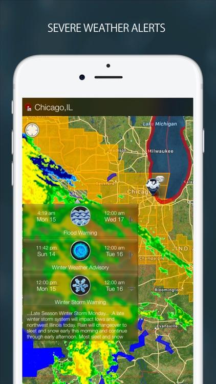 Radar HD Future Weather Radar