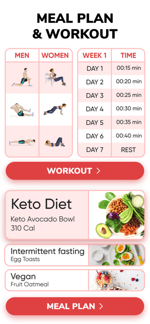 BetterMe: Home Workout & Diet on the App Store