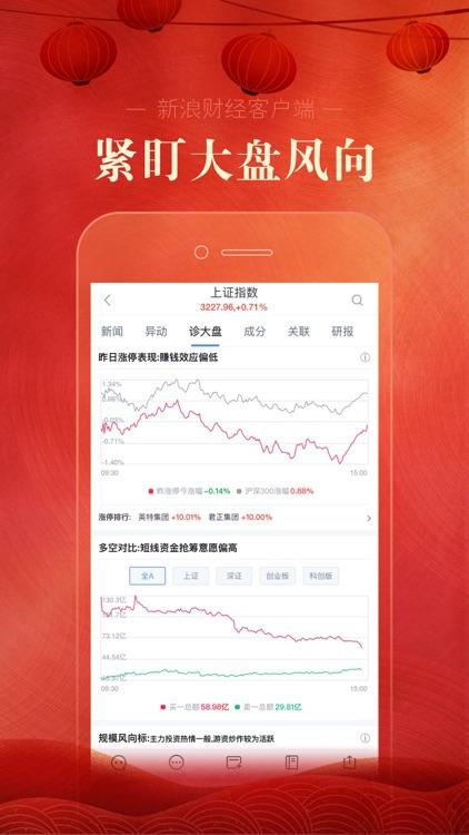 新浪财经-专业财经新闻热点资讯 screenshot-3