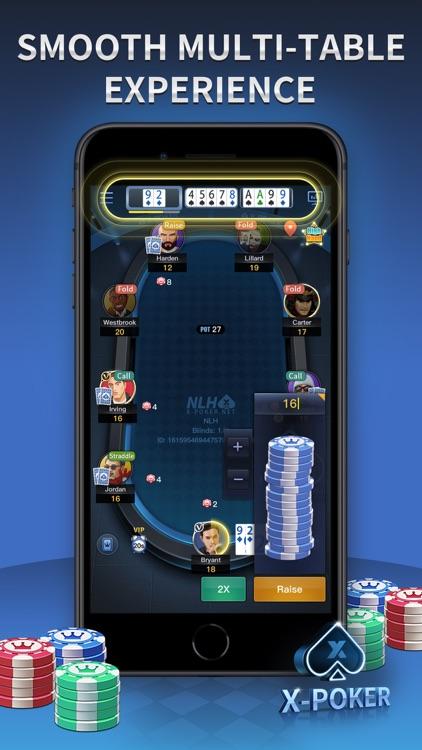 X-Poker - Holdem,Omaha,OFC screenshot-4