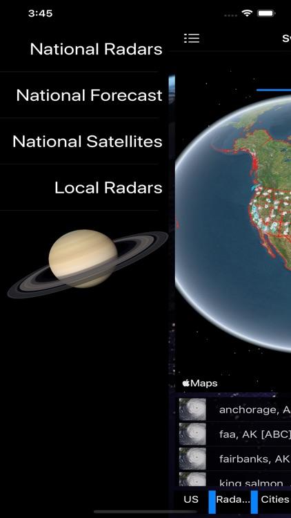 US NOAA Radars 3D Pro screenshot-4