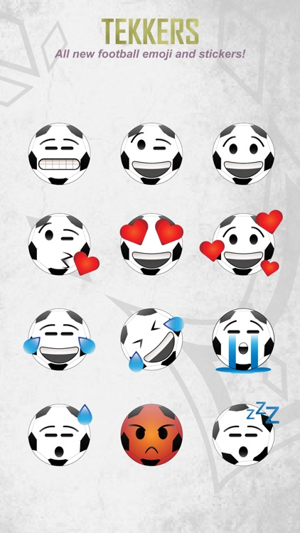 Soccer - Stickers