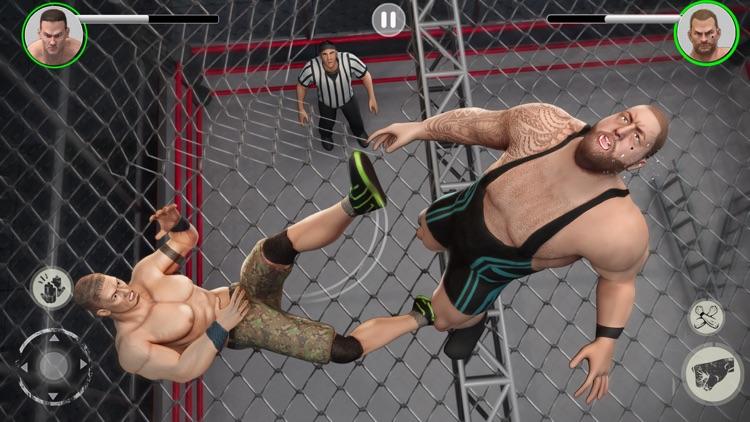 PRO Wrestling : Super Fight 3D screenshot-7