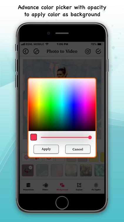 Birthday Music Video Maker screenshot-7