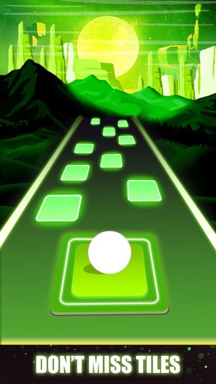 Magical Tiles Hop Ball 3d screenshot-3
