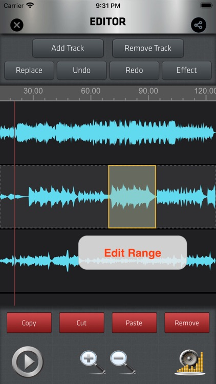 AudioRoom - Sound Creation