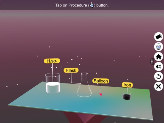Chemical Reaction: State & Gas screenshot 14