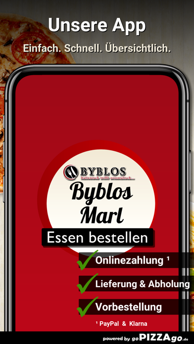 Byblos Marl screenshot 1