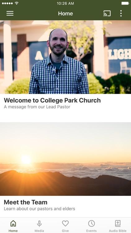 College Park Church St. Louis