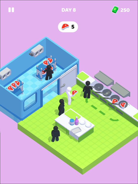 Staff! - Job & Life Simulator screenshot 6