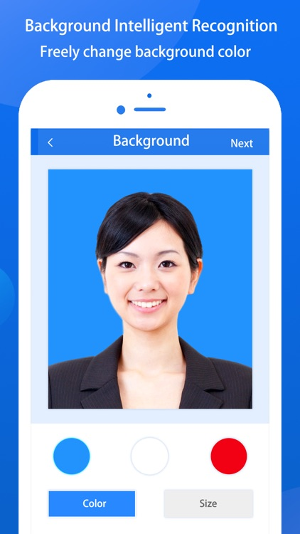 ID Photo-Passport Photo maker