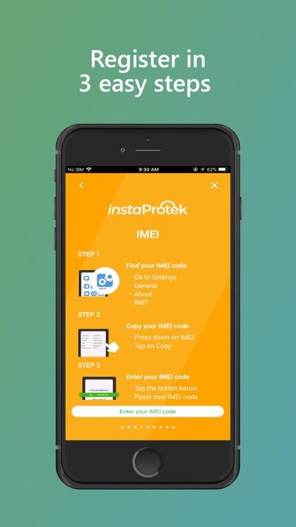 instaProtek screenshot-6