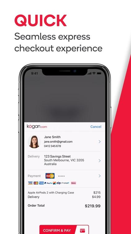 Kogan Shopping screenshot-3