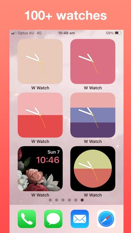 Widget Watch, Photo Calendar + screenshot-8