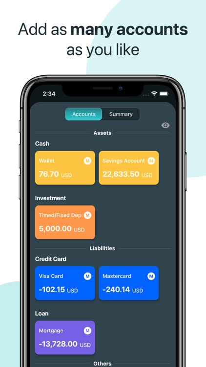 Pockett - Money Manager screenshot-5