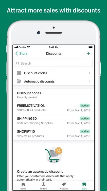 Shopify - Ecommerce Business screenshot-4