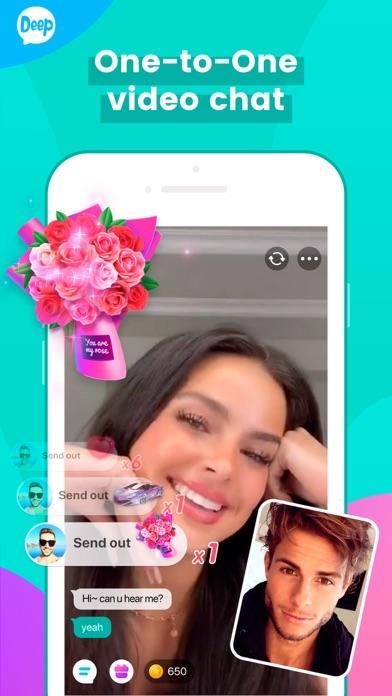 Deep-live video chat Screenshot