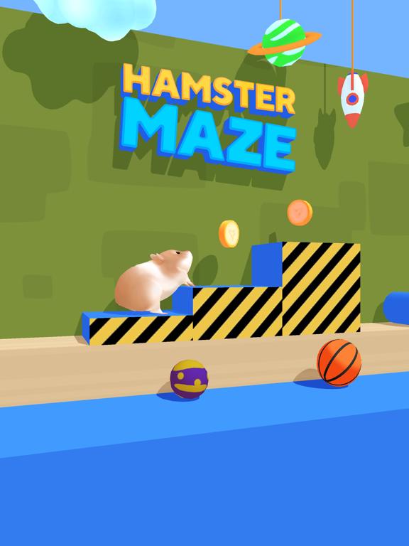 Hamster Maze screenshot 7