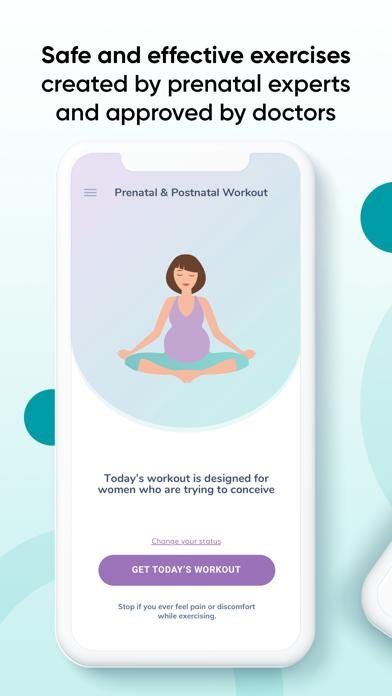 Prenatal & Postnatal Workoutのおすすめ画像2