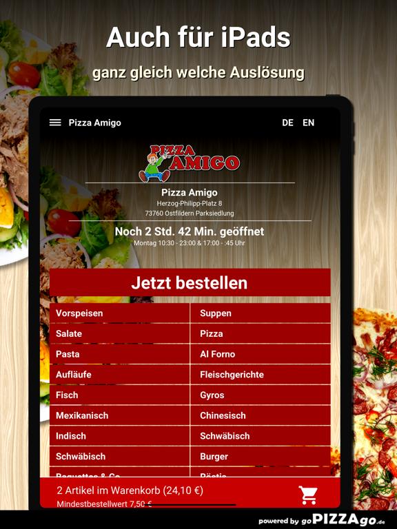 Amigo Ostfildern Parksiedlung screenshot 7