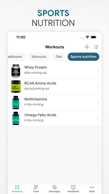 Workout app Fitness Online screenshot-8