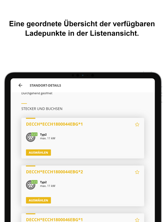 WattExtra LadeApp screenshot 13