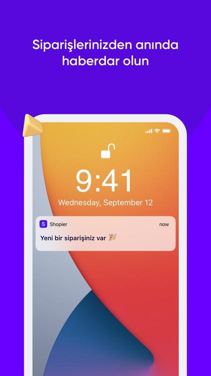 Shopier screenshot-4