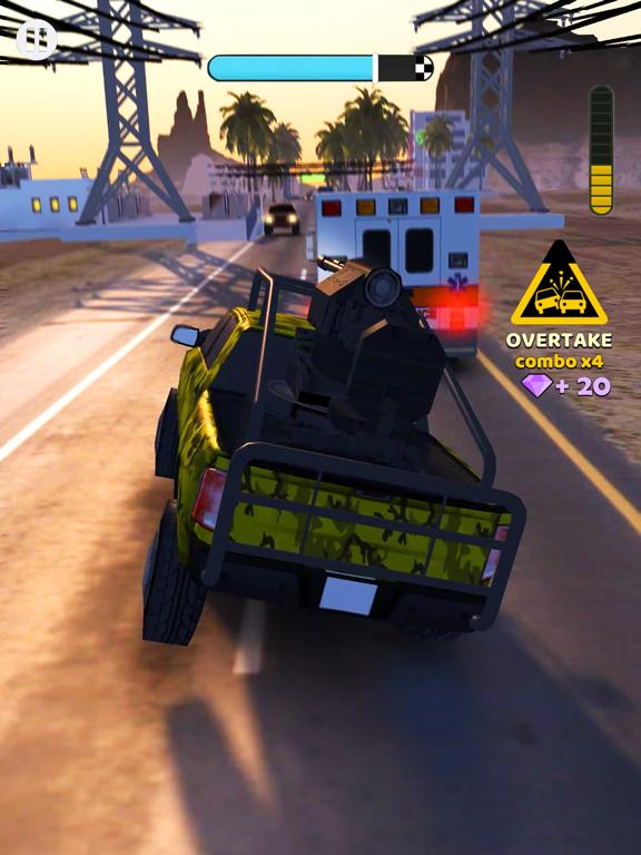 Rush Hour 3D screenshot 7