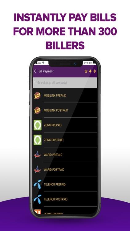 Meezan Mobile Banking