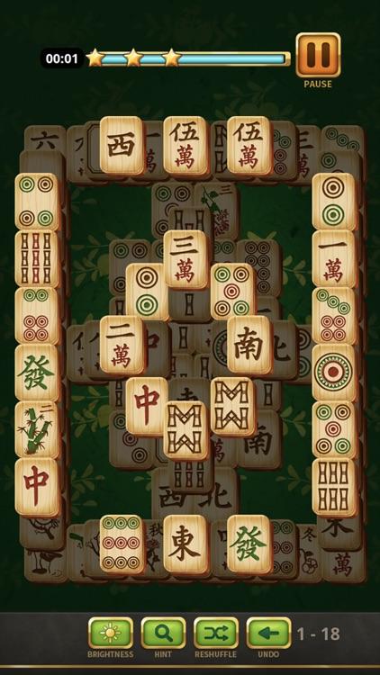 Mahjong Gold+ screenshot-7