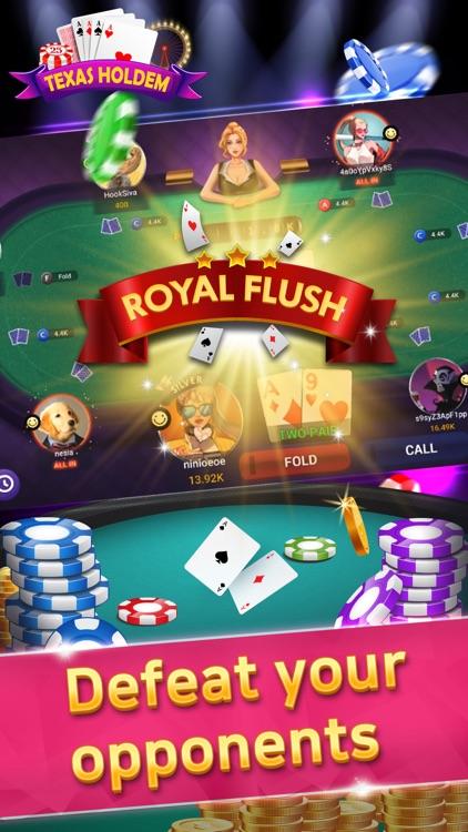 Nesia Texas Poker - Holdem screenshot-5