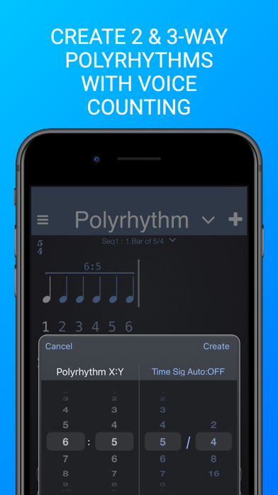 PolyNome: THE Metronomeのおすすめ画像8