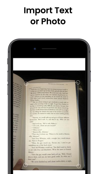 Audiofy -News Book Text Reader screenshot 8