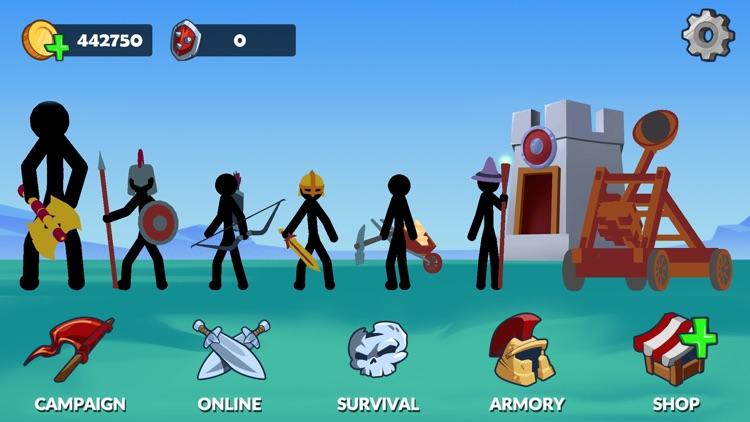 Stickman Clans screenshot-7