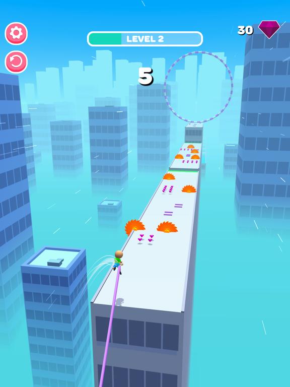Roof Jumper 3D screenshot 13