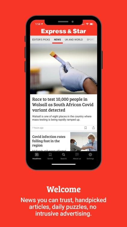 Express & Star News screenshot-3