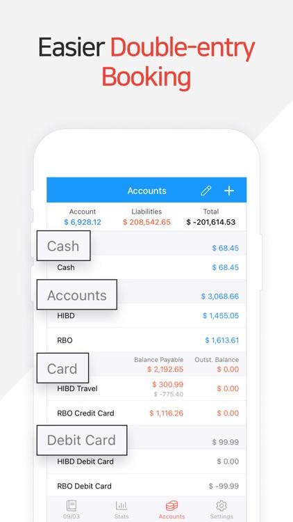 Money Manager Expense & Budget screenshot-6