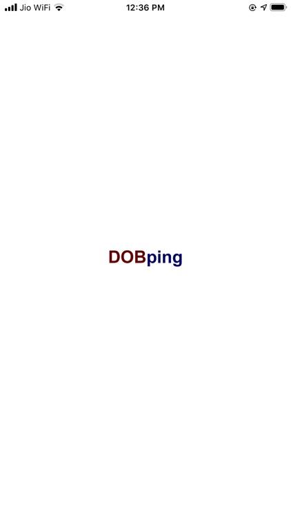DOBping