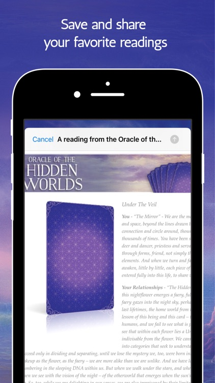 Oracle of the Hidden Worlds screenshot-8