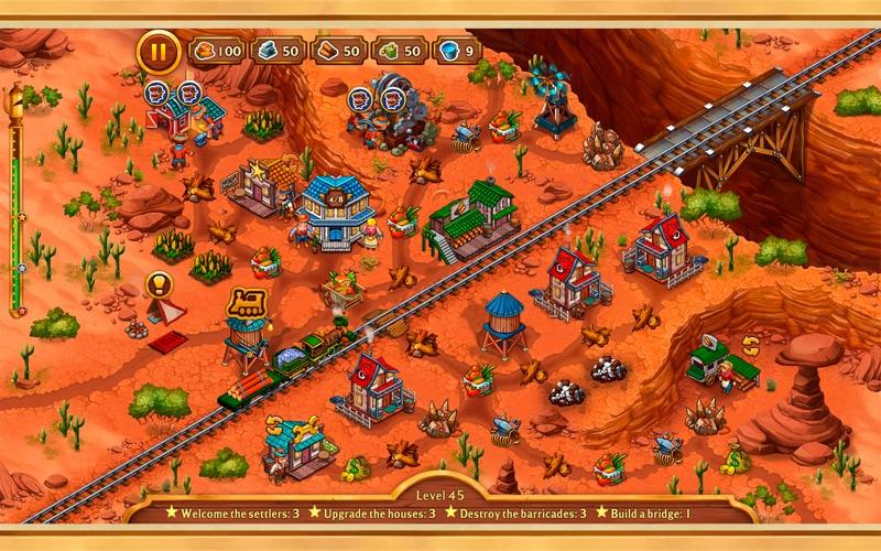 Golden Rails: Small Town Story screenshot 4