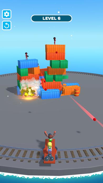 Slingshot Sniper screenshot 1