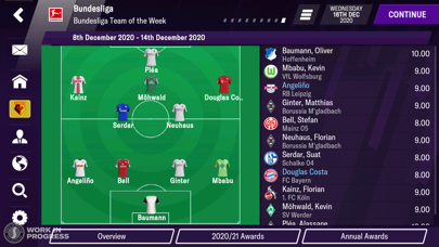 Football Manager 2021 Mobile screenshot 5