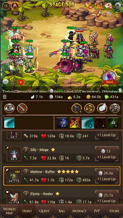 みんなのRPG: 復活のスクリーンショット